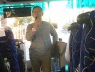 森田守後援会 日帰りバス旅行に行って来ました!