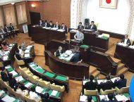 5月の京都市会にて代表質問をしました